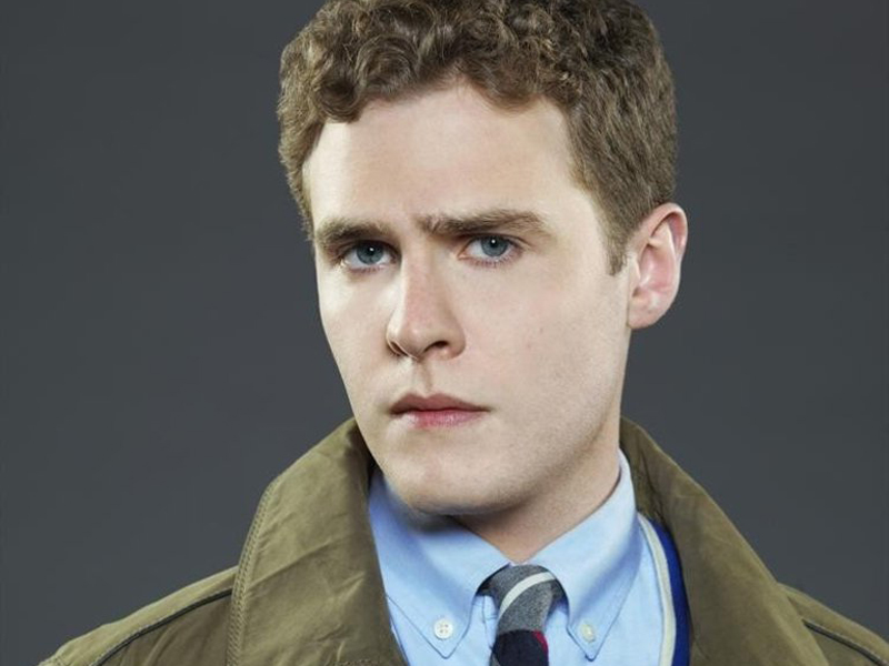 Iain De Caestecker angel